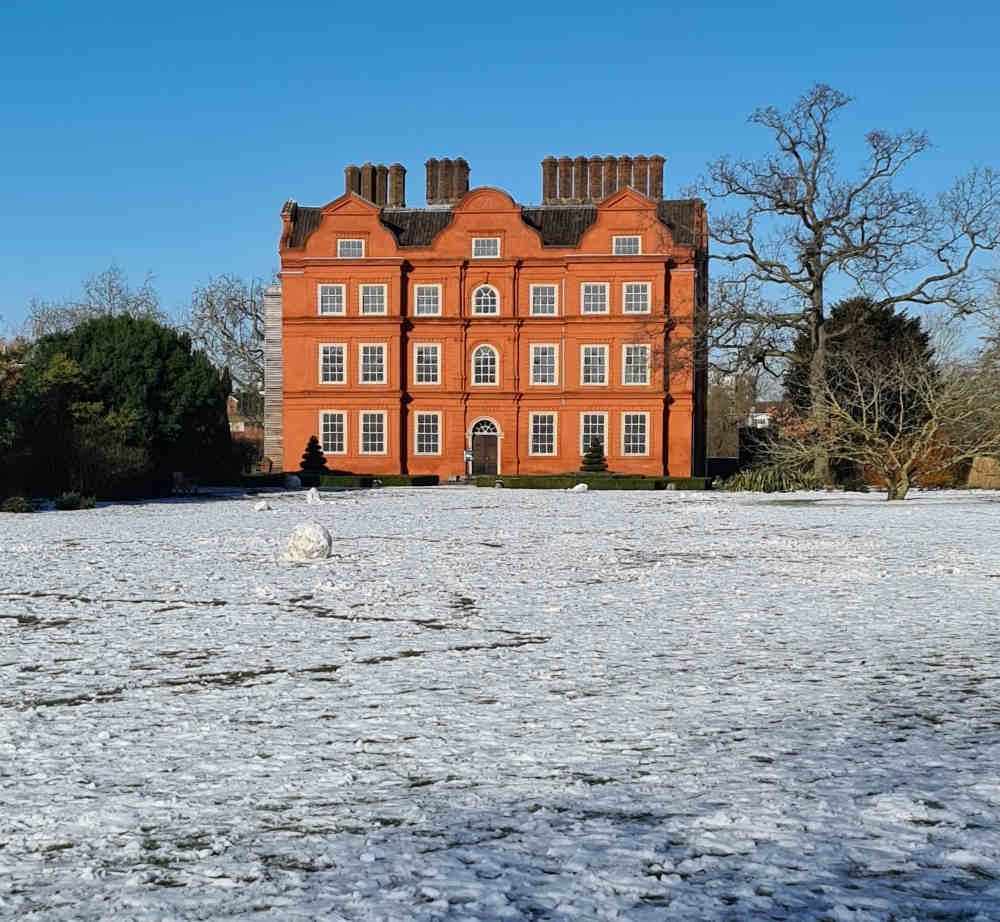 British royal love stories, royal lovers, Kew Palace