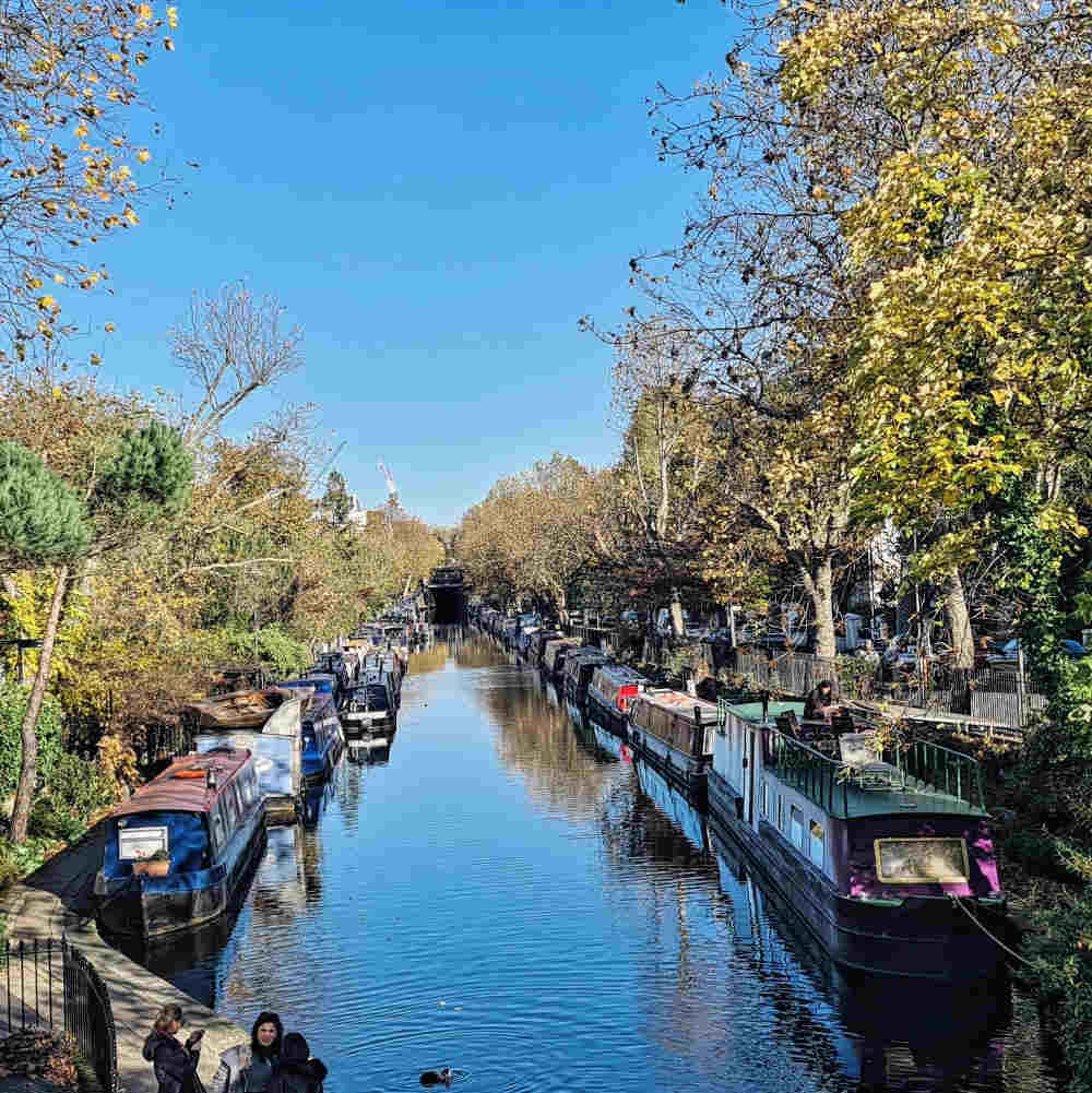 Little Venice, why i love London