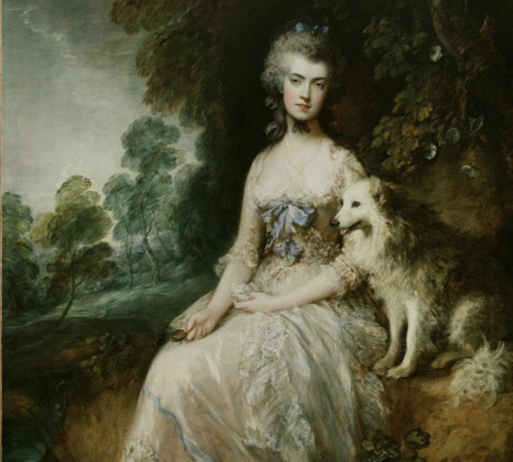 Perdita, George IV, Mary Robinson, Wallace Collection