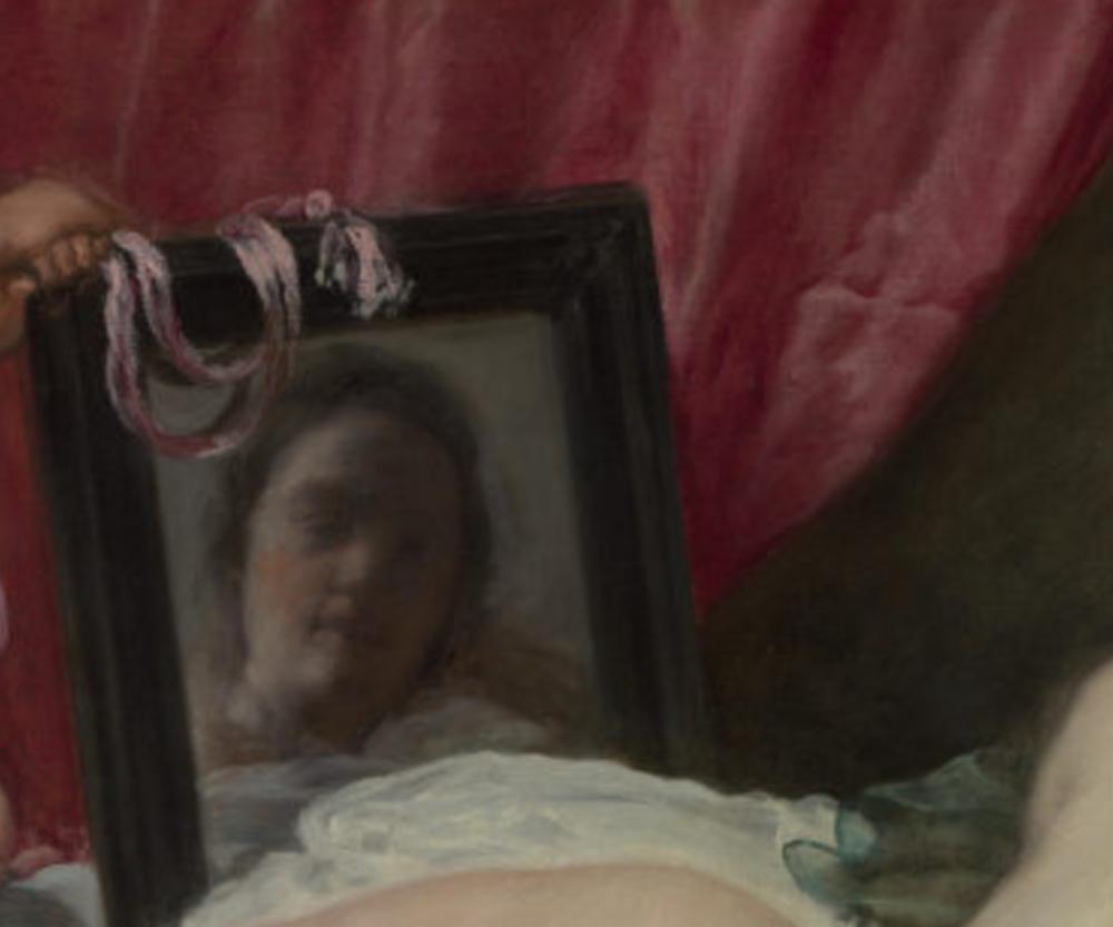 Venus effect, Rokeby Venus, Venus at Her Mirror, National Gallery