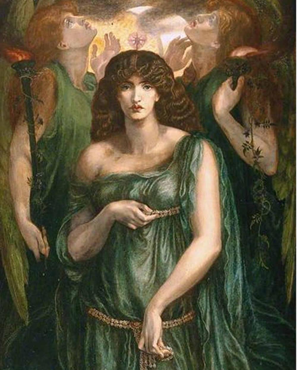 Astarte Syriaca Rossetti