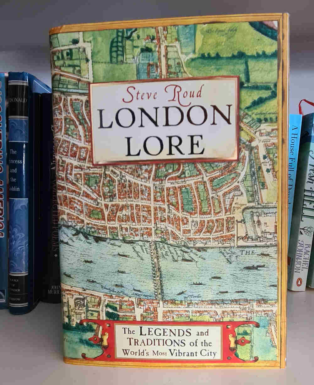 quirky books about London