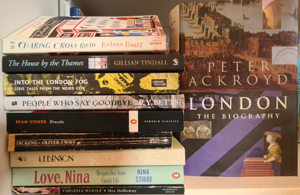 Best Books about London History, London history books