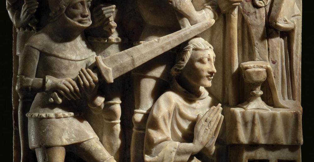 Thomas Becket British Museum