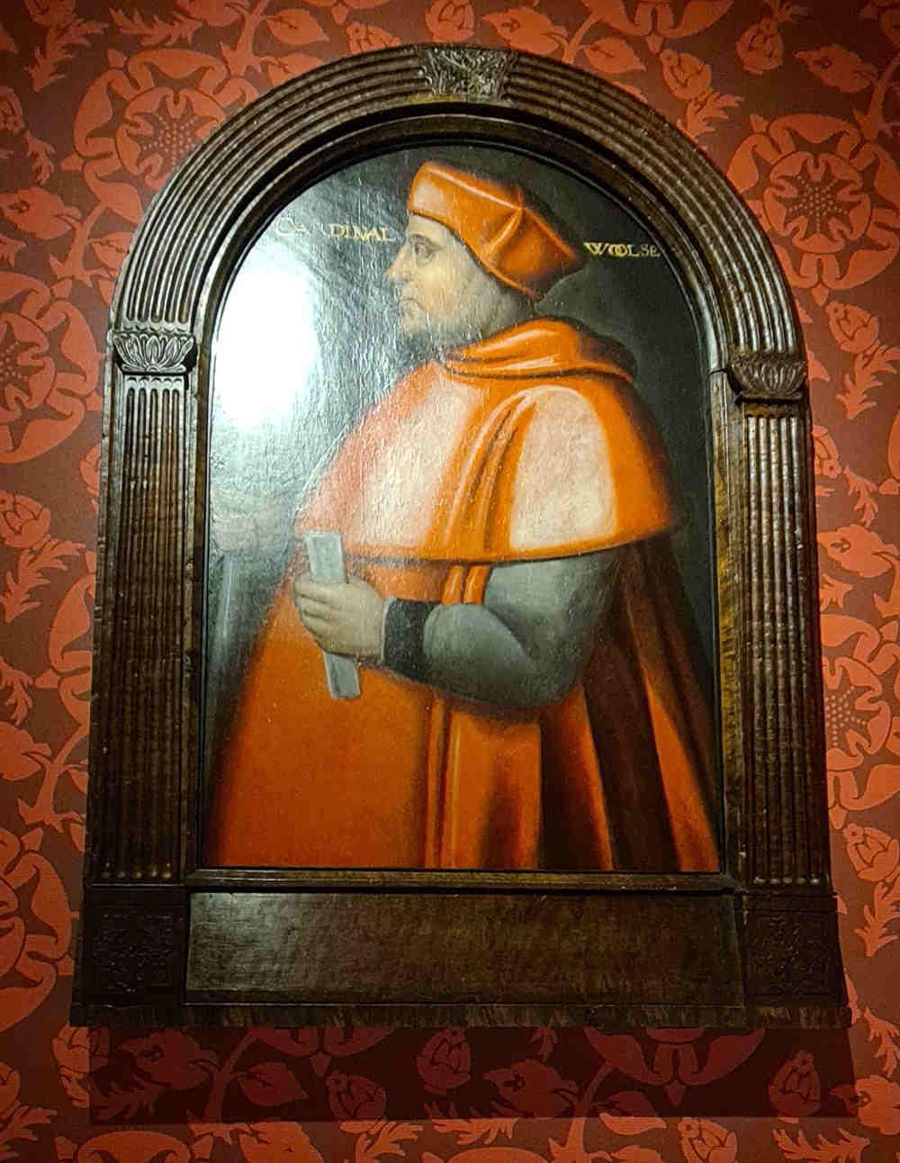 Cardinal Wosley portrait