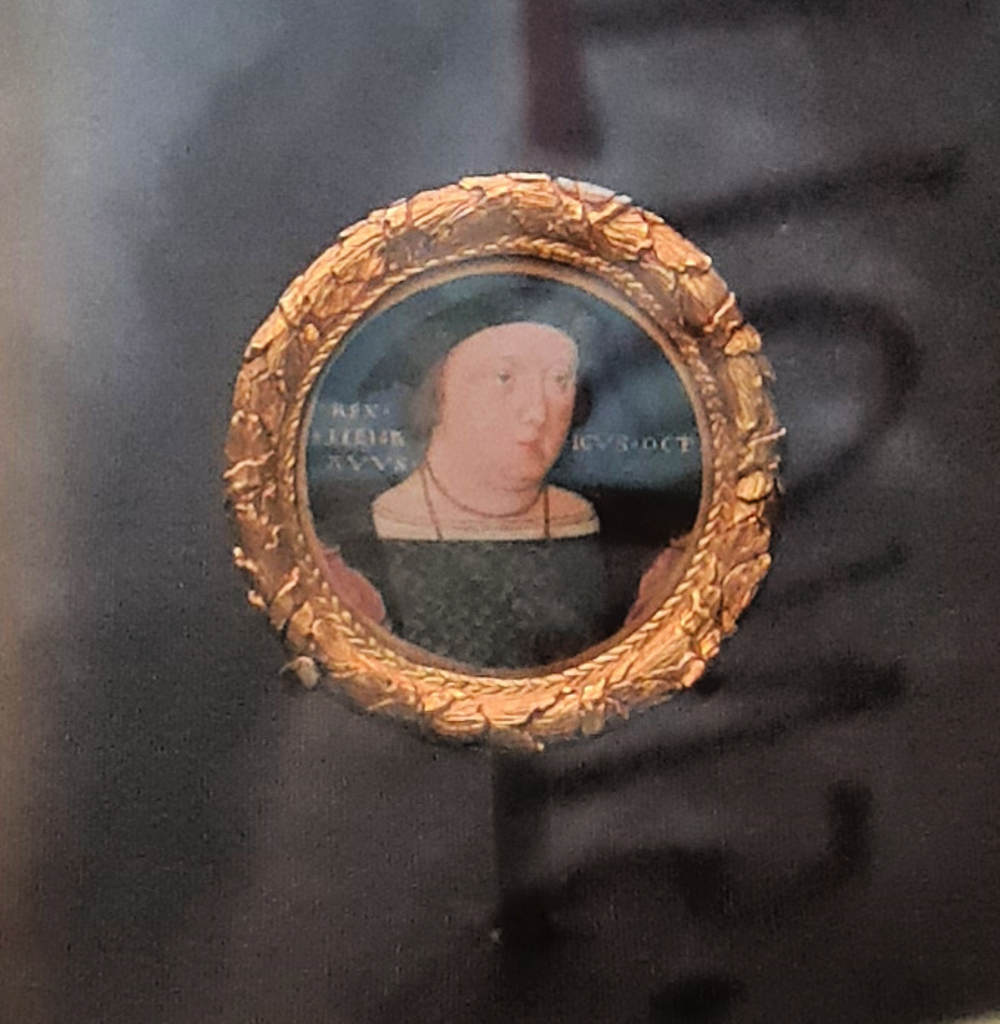 Henry VIII portrait, no beard