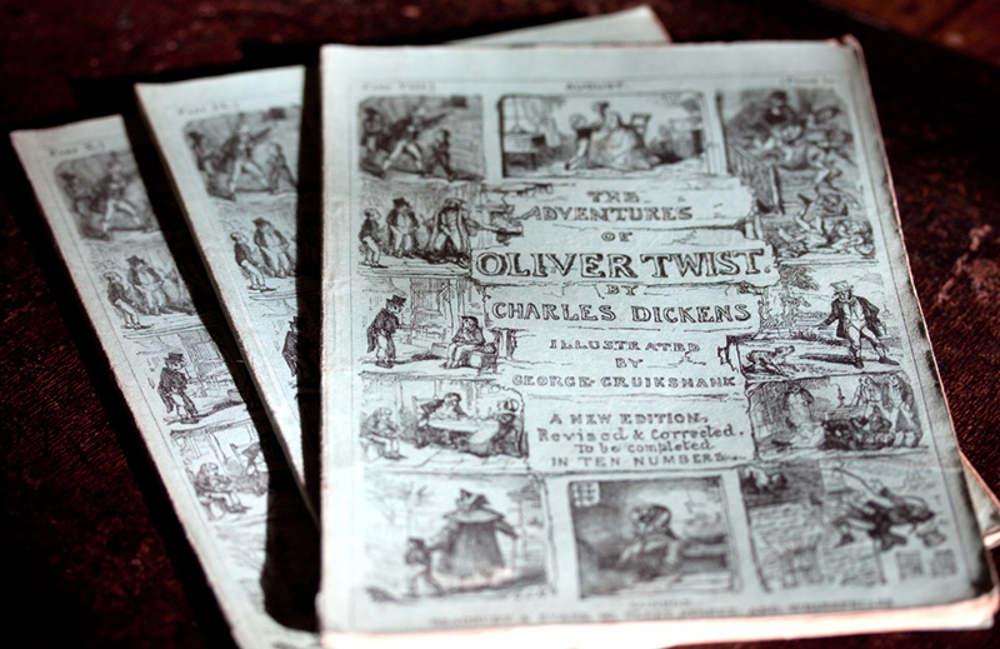 Oliver Twist Dickens Museum