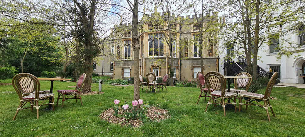 Strawberry Hill House & Garden Café