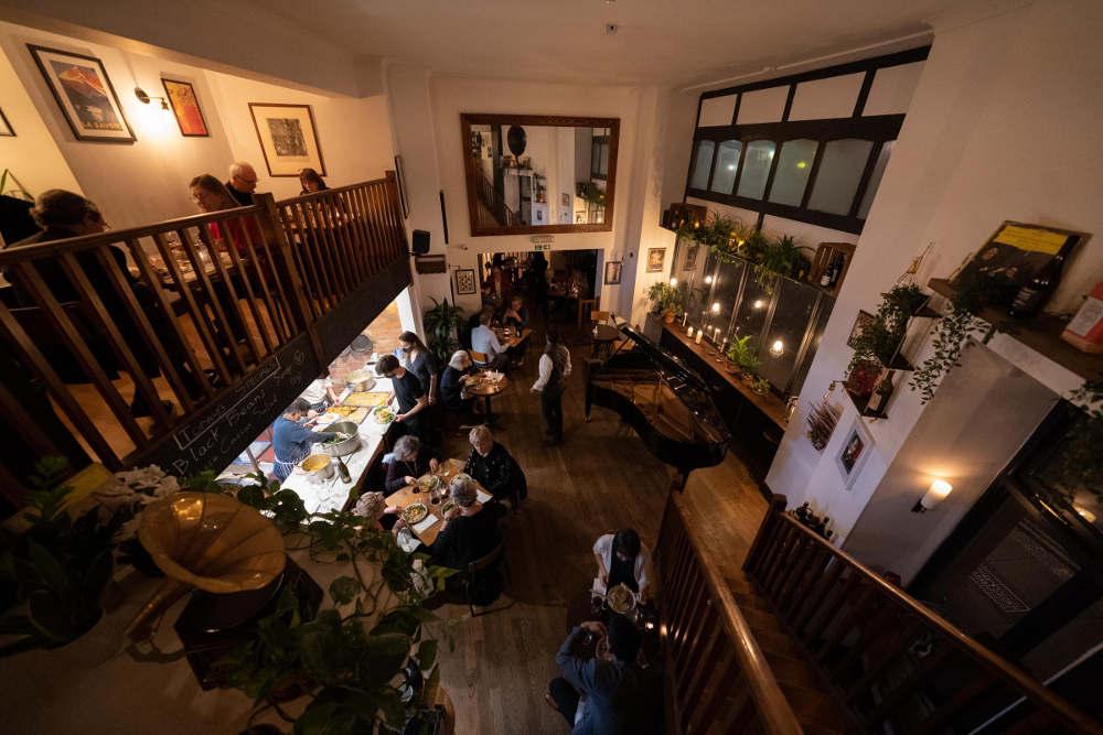 Fidelio Orchestra Café