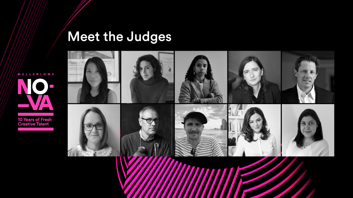 NOVA Awards judges