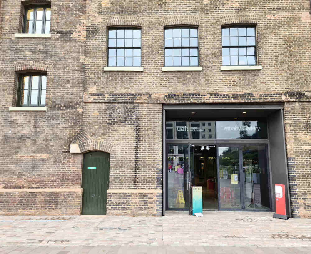 Lethaby Gallery, Central Saint Martins