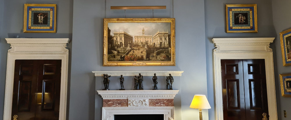 Spencer House Canaletto