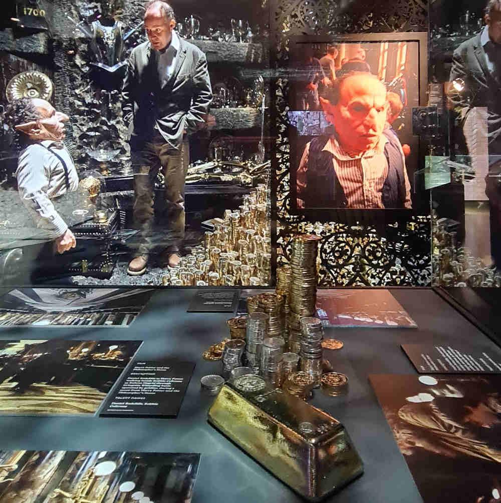 Harry Potter exhibition London