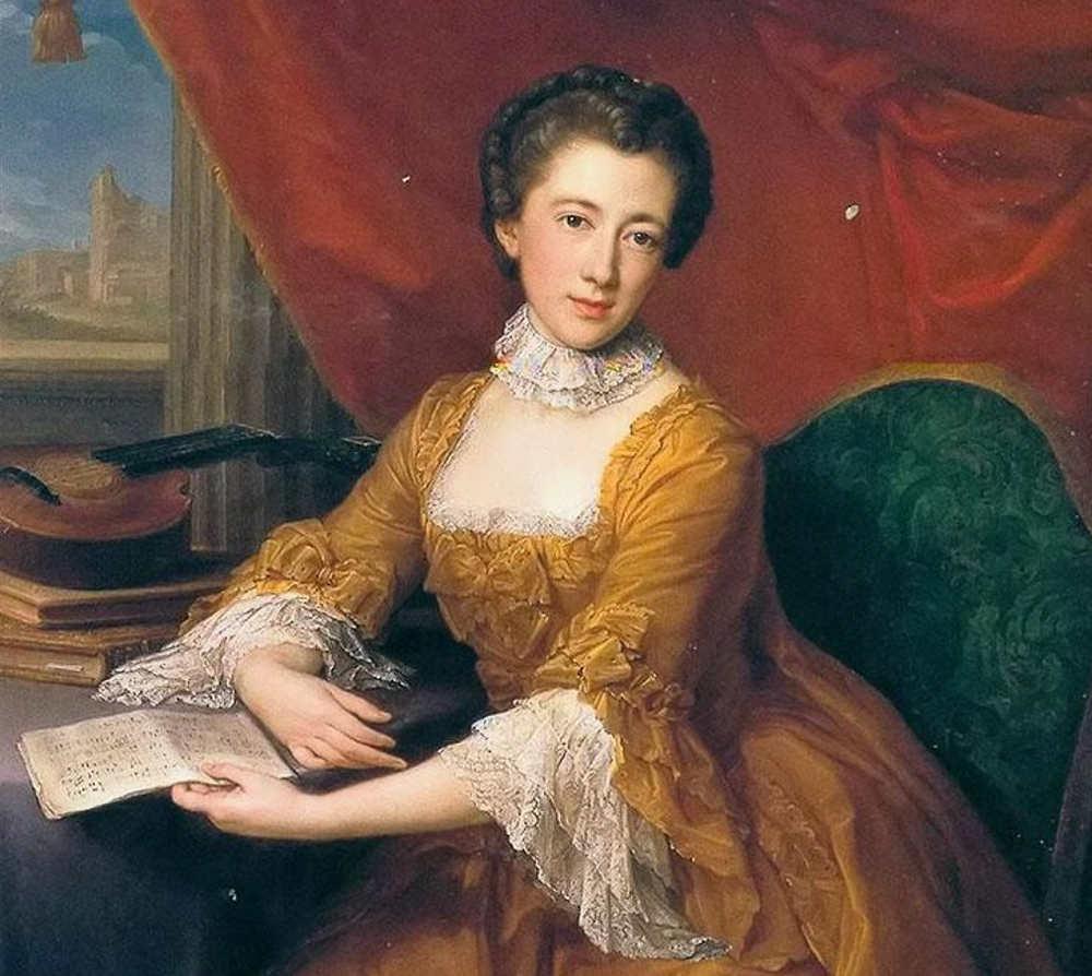 Lady Georgiana Poyntz